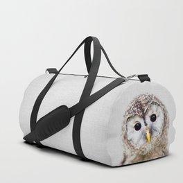 Baby Owl - Colorful Sporttaschen