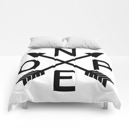 Compass Nope Comforters