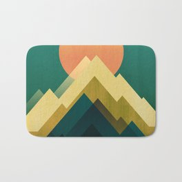 Gold Peak Bath Mat