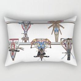 Table Football 03 Rectangular Pillow