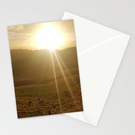 Sunny Day in the Countryside pt. 2 Stationery Cards
