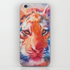 Staring into your soul iPhone & iPod Skin