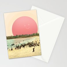Proud Summer Sun Stationery Cards