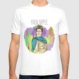 Frida Nipple T-shirt
