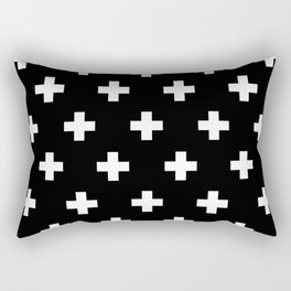 Swiss Cross V3 Rectangular Pillow