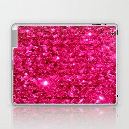 SparklE Hot Pink Laptop & iPad Skin