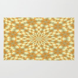 Lace of Flames Rug