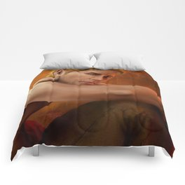 Dragon Age - Cullen - To work? Comforters