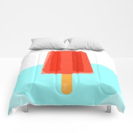 Beach Ice Lolly Comforters