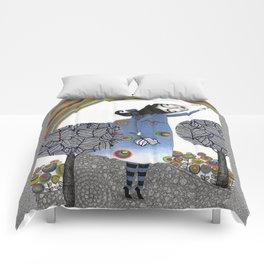 Rainbow Mine (3) Comforters