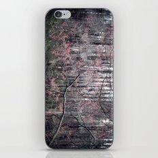 Blooms Like Lightning iPhone & iPod Skin