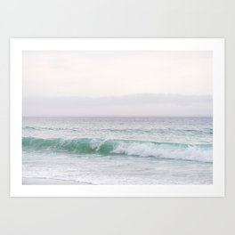 Hyams Beach Art Print