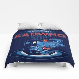 Doctor KaijWho Comforters
