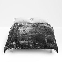 15 Hudson Yards Comforters