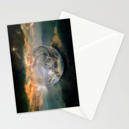Planetary Soul Altitude Stationery Cards