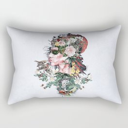 Queen of Nature Rectangular Pillow