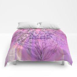Believe God Will... Comforters