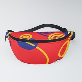 primary thoughts Fanny Pack