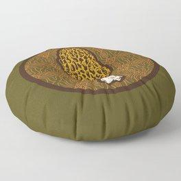 Morchella Floor Pillow