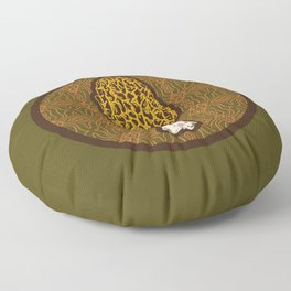 Morchella Floor Pillow