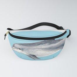 Blue Bottlenose dolphin Fanny Pack
