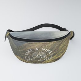TAKE A HIKE and get lost Fanny Pack