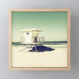 Tower 23 Framed Mini Art Print