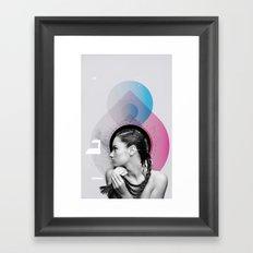 Synthesize 03 Framed Art Print