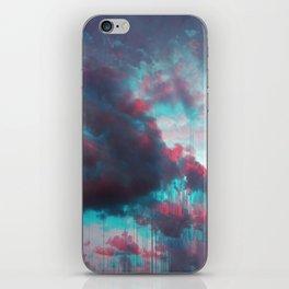 Rainy Sky iPhone Skin
