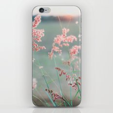 WildFlowers iPhone & iPod Skin