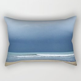 Maybe Not The Best Weather? Rectangular Pillow