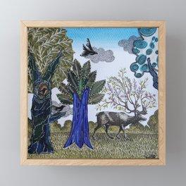 Magical Nature Framed Mini Art Print