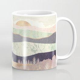 Golden Spring Reflection Coffee Mug