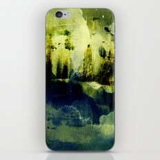 abstract landscape with light iPhone & iPod Skin