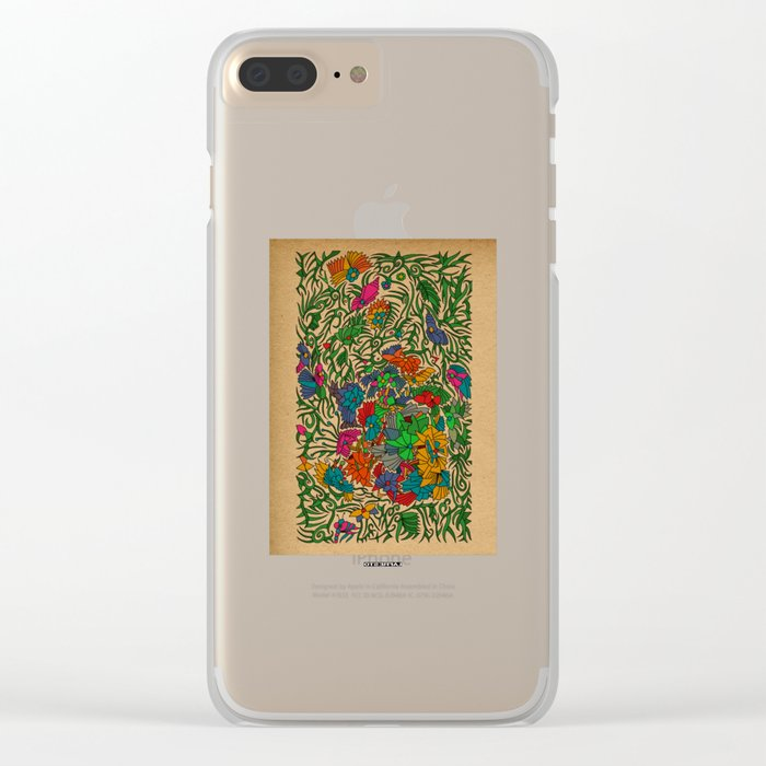 - forest - Clear iPhone Case