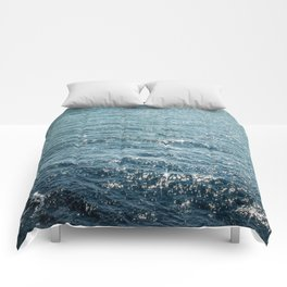 The Sparkle of the Sea Comforters