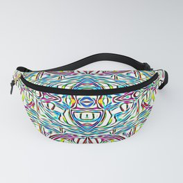 Sunday Morning Swirlies Fanny Pack