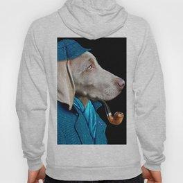 Dog Sherlock Holmes Hoody