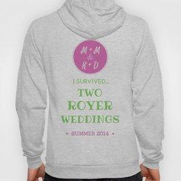 ROYER WEDDING FINAL Hoody