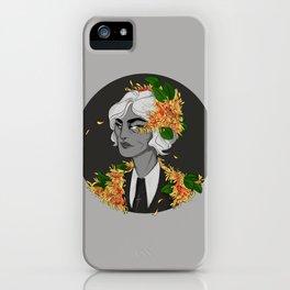witch hazel iPhone Case