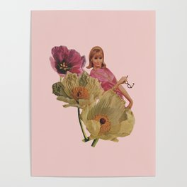 Buy Yourself Flowers Poster