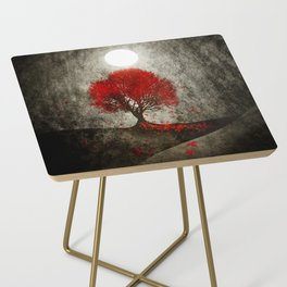 Red autumn. Side Table