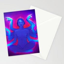 Kali Girl Stationery Cards