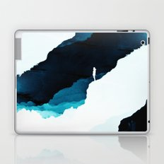 Teal Isolation Laptop & iPad Skin