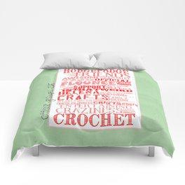 HodgePodge Crochet Groupie 2015 Comforters