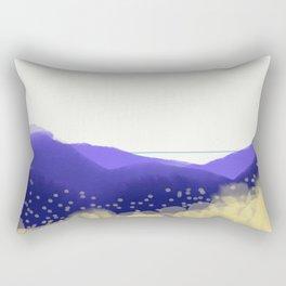Pollen Count Rectangular Pillow