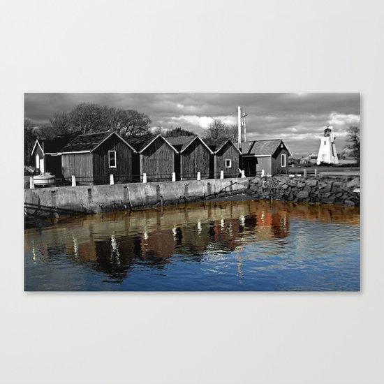 Half Light Canvas Print