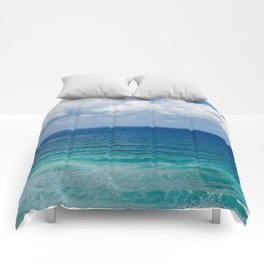 Take me to the sea in mexico Comforters