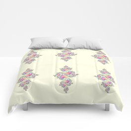 Shades of India Comforters