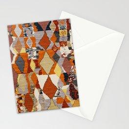 Heritage Moroccan Berber Multicolore Design C20 Stationery Cards